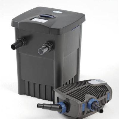 obrazek-Oase FiltoMatic CWS 7000 filtrační set s automatickým samočištěním