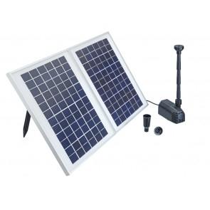 obrazek-Pontec PondoSolar 1600 solární fontánka