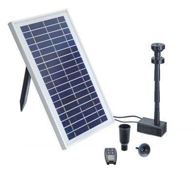 obrazek-Pontec PondoSolar 600 Control solární fontánka