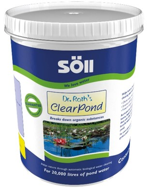 obrazek-Soll Dr. Roth's ClearPond 500 g