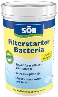 obrazek-Soll FilterstarterBacteria 100 g