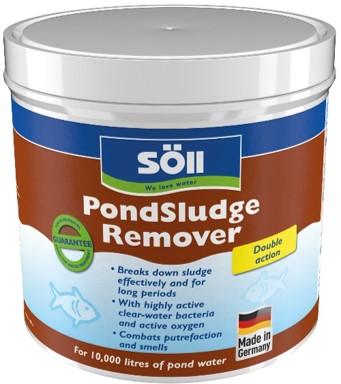 obrazek-Soll PondSludgeRemover 500 g