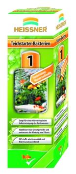 obrazek-Heissner Bakterie potřebné pro rybníček 10 000 l