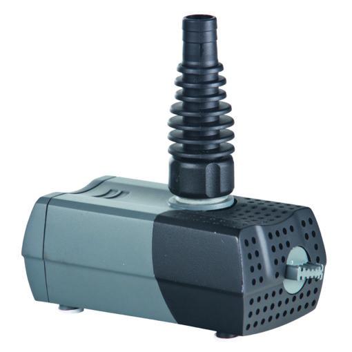 obrazek-Heissner čerpadlo multifunkční ECO regulovatelné 1400-2100 l/hod