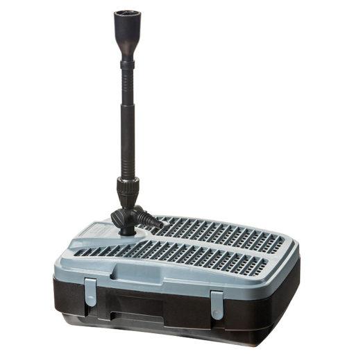 obrazek-Heissner  podvodní filtr s čerpadlem a UV lampou 11 W