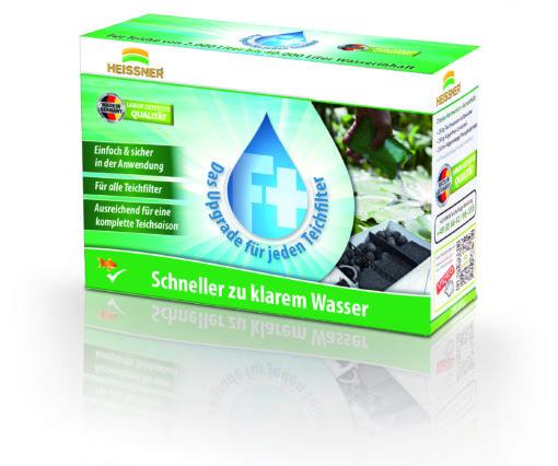 obrazek-Heissner startovací bakterie do filtrů 10 sáčků do 40m3
