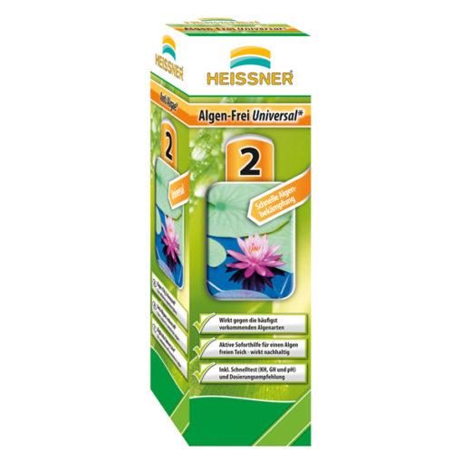 obrazek-Heissner univerzální přípravek na řasy v jezírku 500 ml