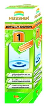 obrazek-Heissner úprava vody v jezírku 250 g